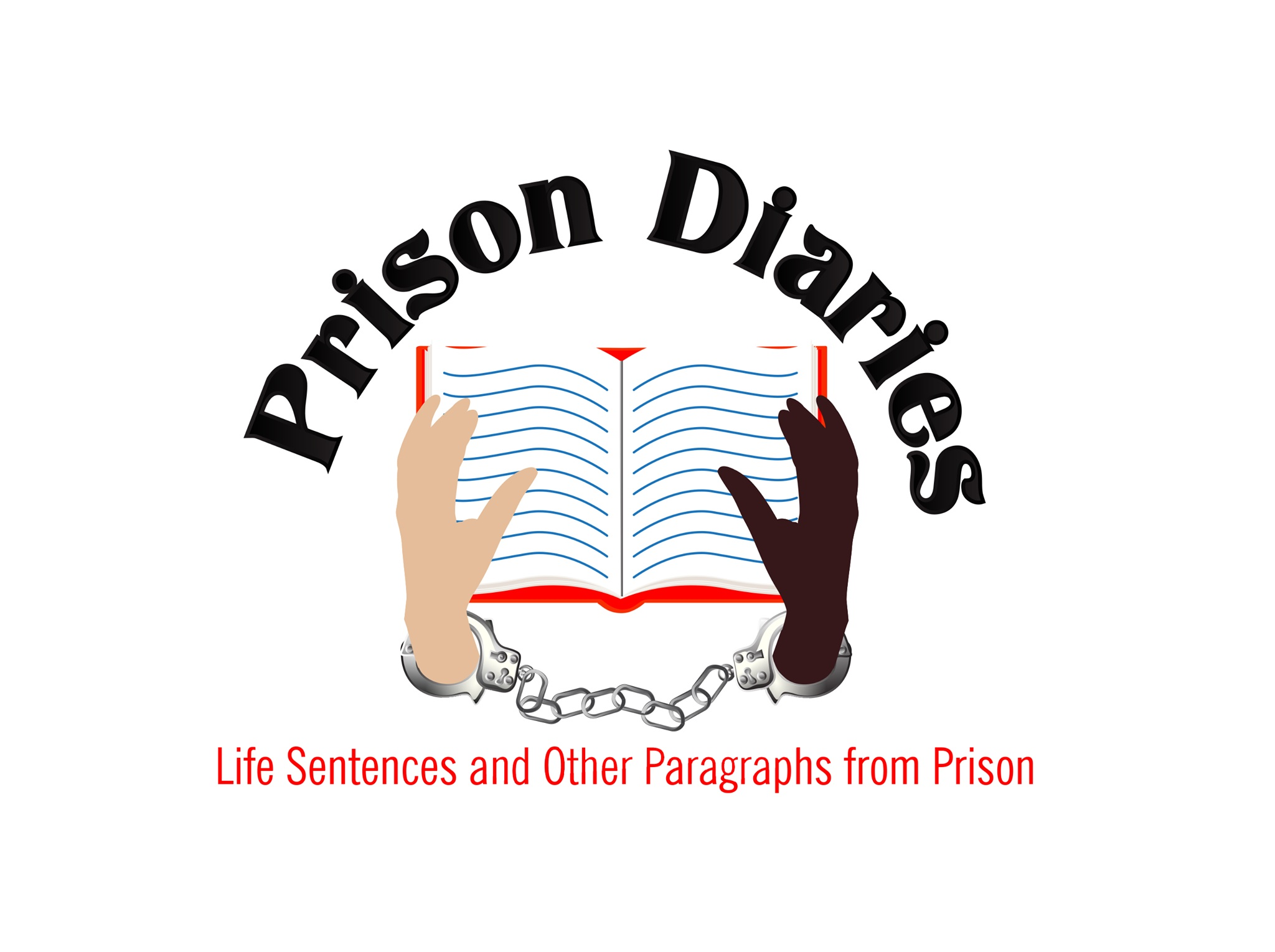 Prison Diaries' new logo