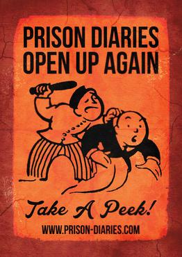 prison diaries monopoly