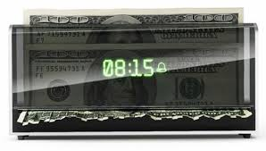 clock money