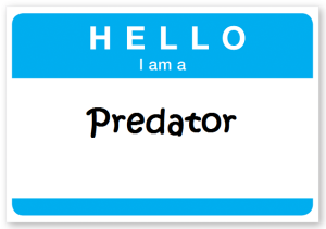 hello i am a predator