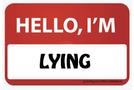 hello im lying
