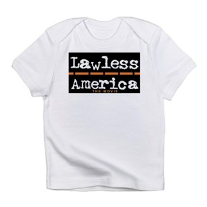 lawless_america_movie_logo_infant_tshirt